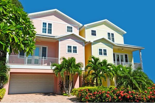 Colorful-Beach-Homes-Non-Recourse-Loans