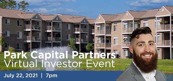 Corey Daharsh of Advanta IRA is speaking at Park Capital Partners Virtual Investor Event
