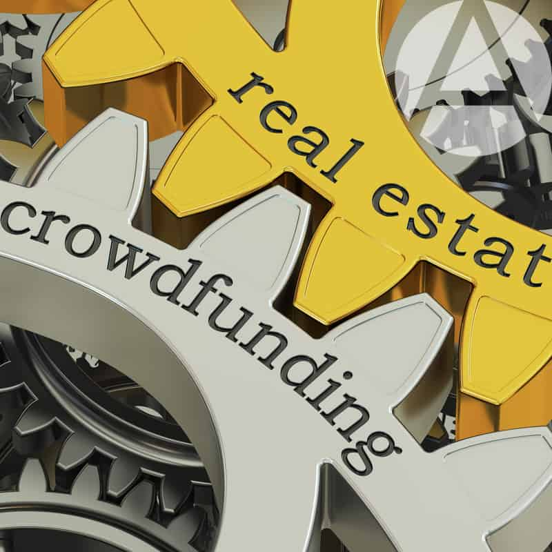 Real Estate Crowdfunding Investments in IRAS